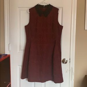Plus Size A-line Cocktail dress. EUC